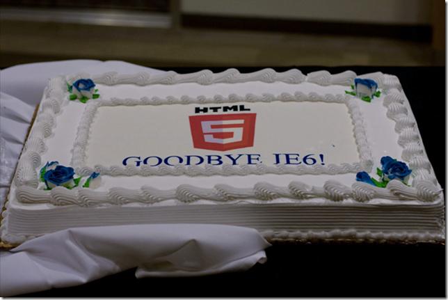 Microsoft feiert Marktanteil von < 1% in USA mit Kuchen